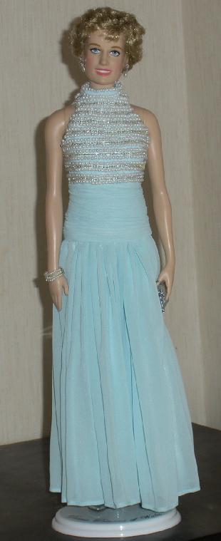 Lot 70 Beaded Chiffon Gown